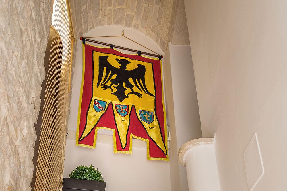 Stendardo Medievale