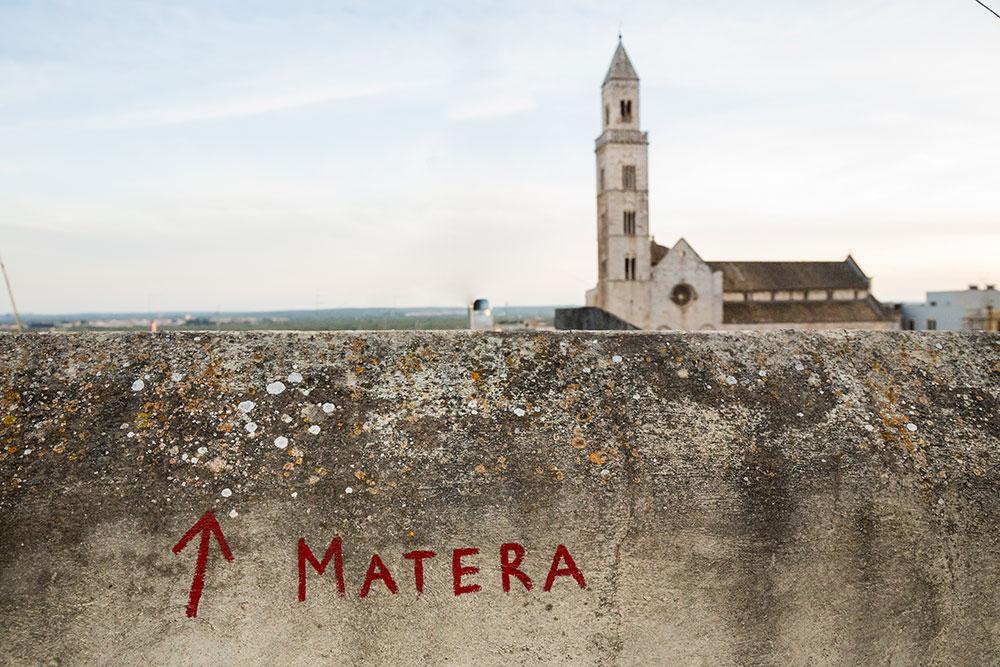 Visitare Matera